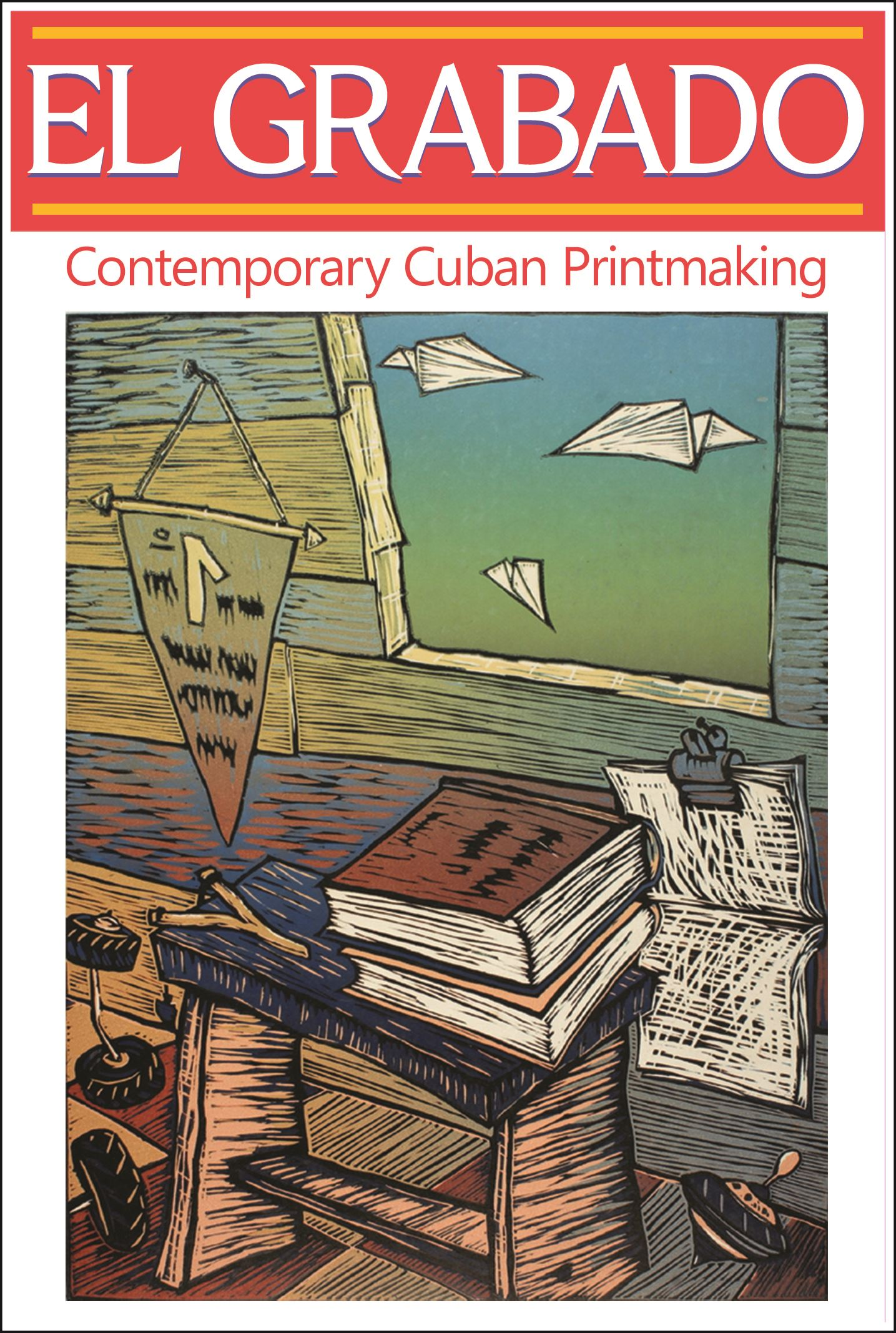 El Grabado: Contemporary Cuban Printmaking identity