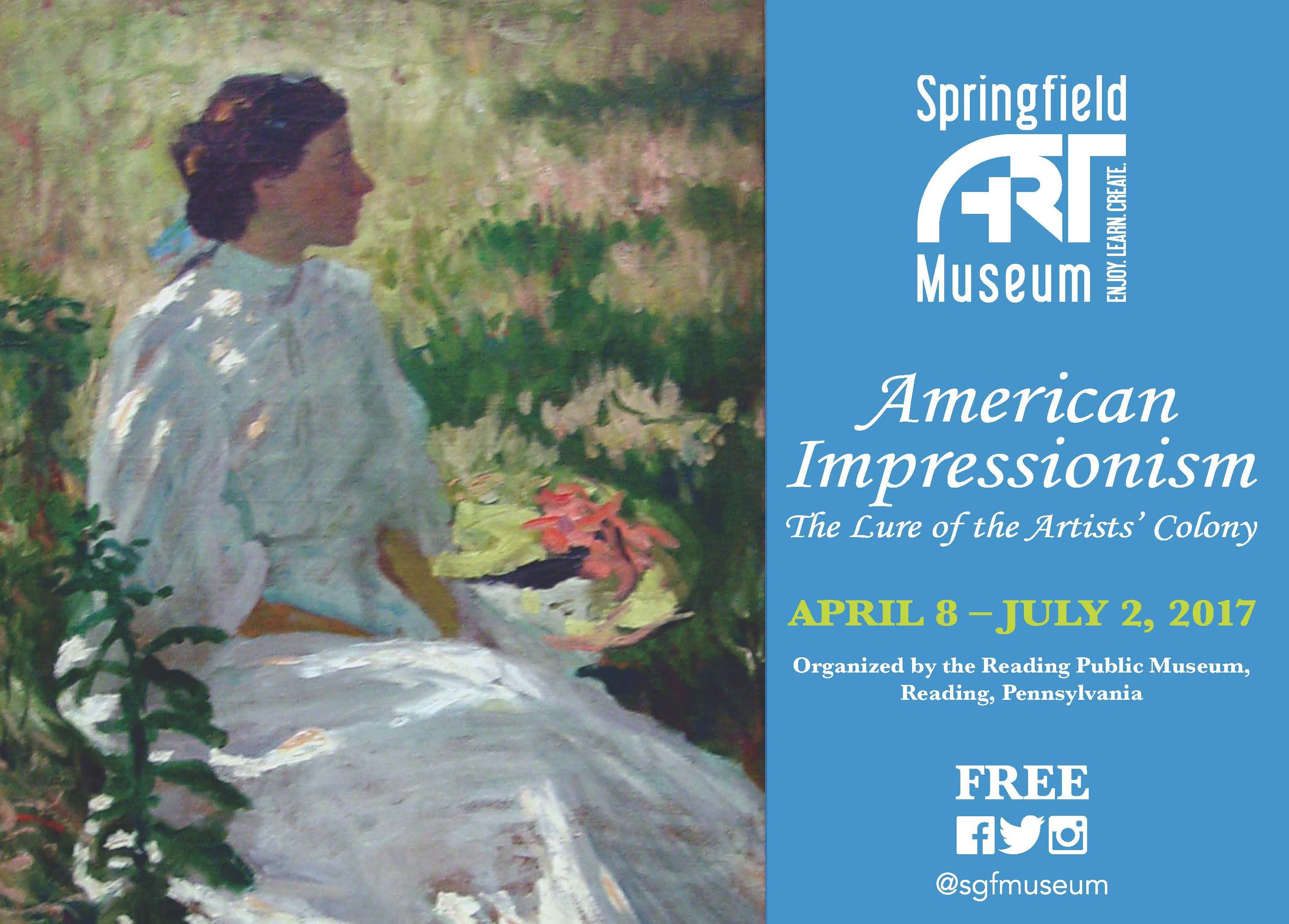 American Impressionism: The Lure of the Artists&#39 Colony