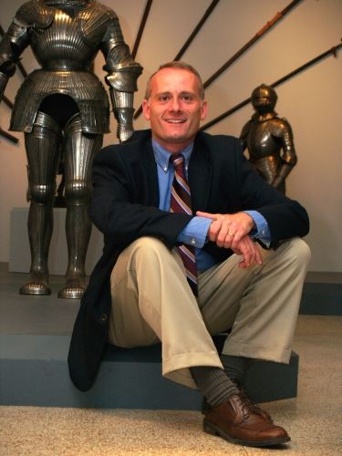 Scott A. Schweigert, Curator of Art and Civilization - Reading Public Museum
