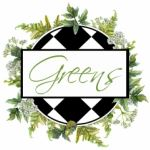 Flowers by Greens logo