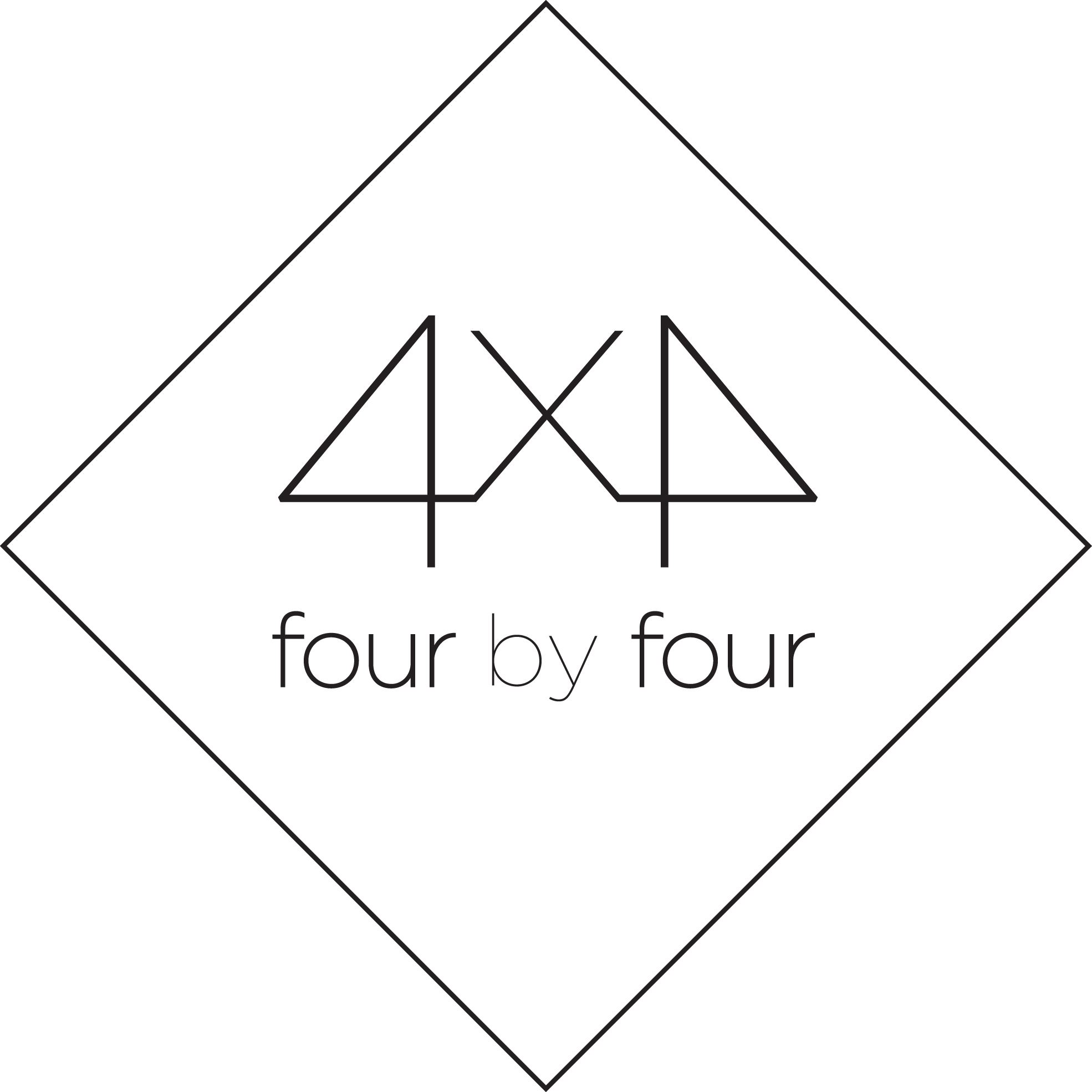 Four by Four Logo